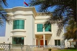 Consulate General of the Russian Federation in Dubai, United Arab Emirates